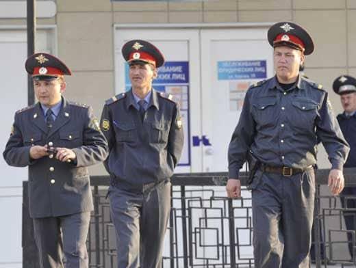 внештатные сотрудники полиции