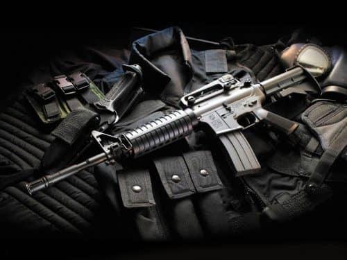 Основные этапы инвентаризации оружия