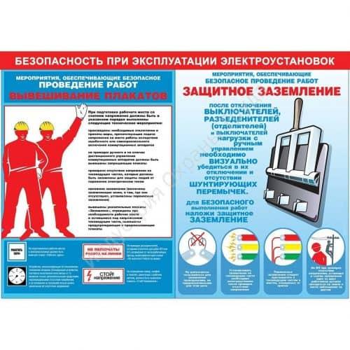 Системы противопожарной защиты при эксплуатации электрооборудования