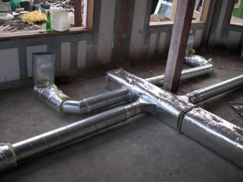 Воздуховоды и коллекторы