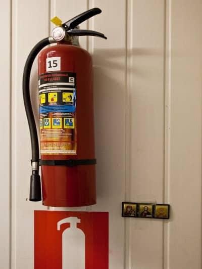 Технические требования к огнетушителям